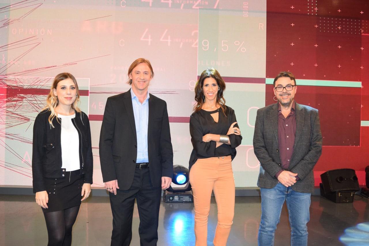 #LaboratorioElectoral por El Nueve. La política digital llegó a la tele