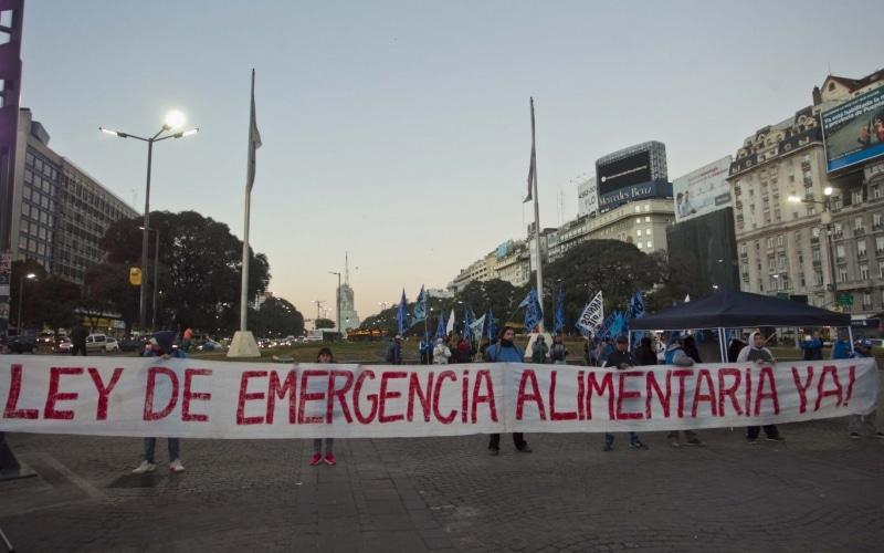 #EmergenciaAlimentaria: entre la crisis económica y el oportunismo político