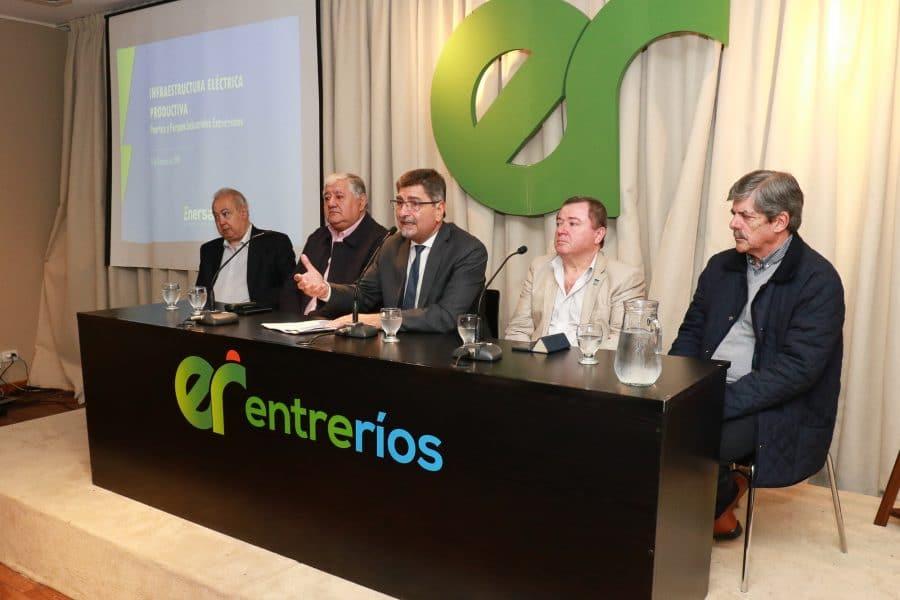 Enersa anuncia nuevo programa de Infraestructura para puertos y parques Industriales