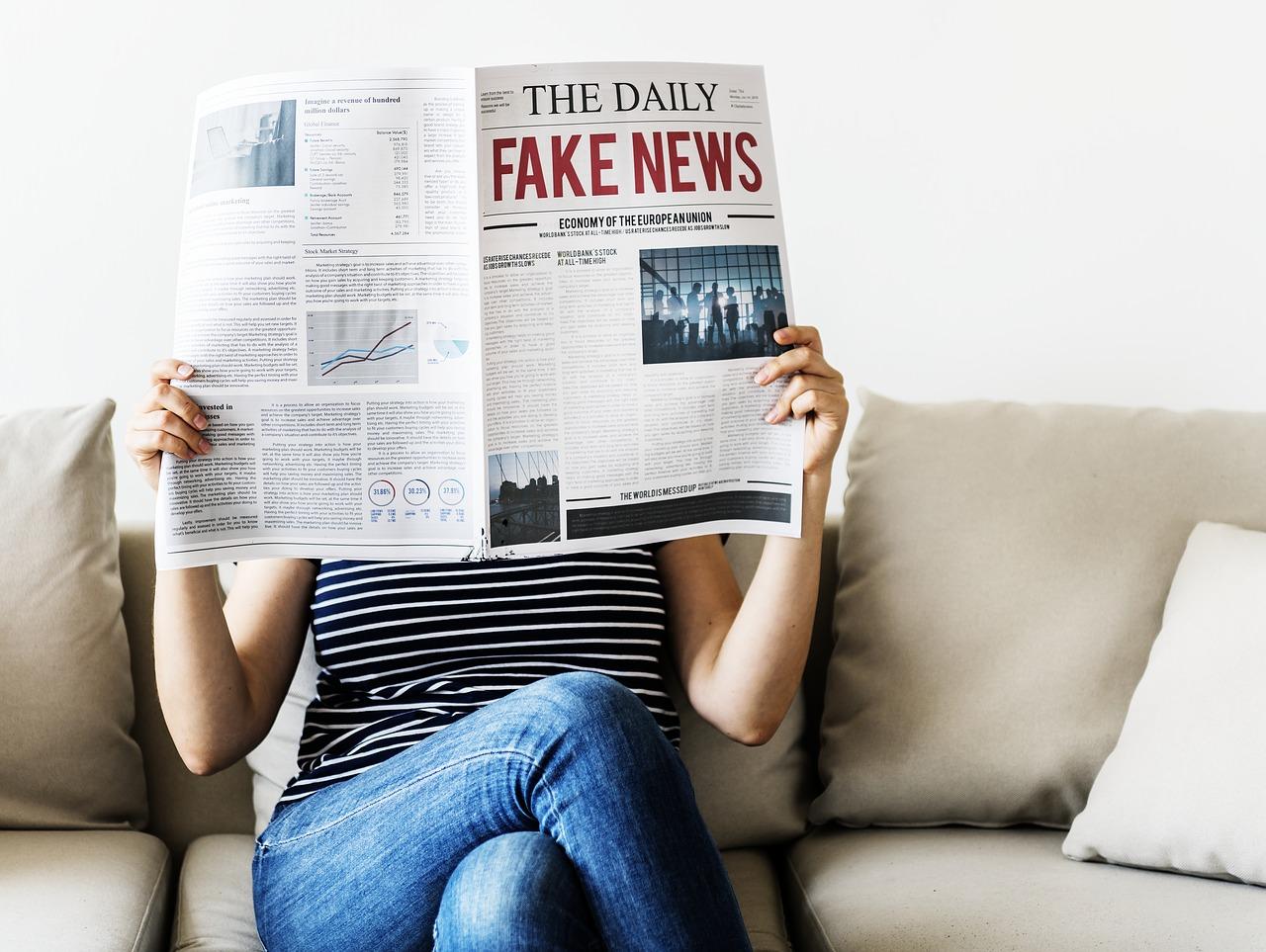 JamieAngus: «Las fake news son el veneno en la sangre de nuestra sociedad»