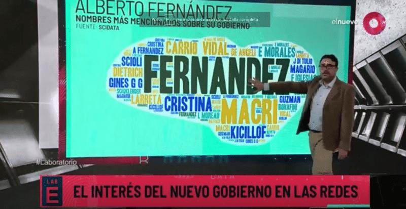 Las redes sociales muestran su ansiedad por el plan económico de Fernández
