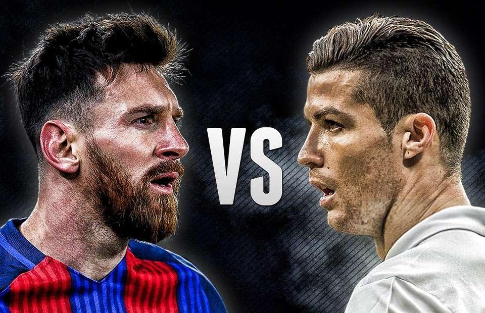 Quién es el Dios del fútbol. ¿Messi o Ronaldo?