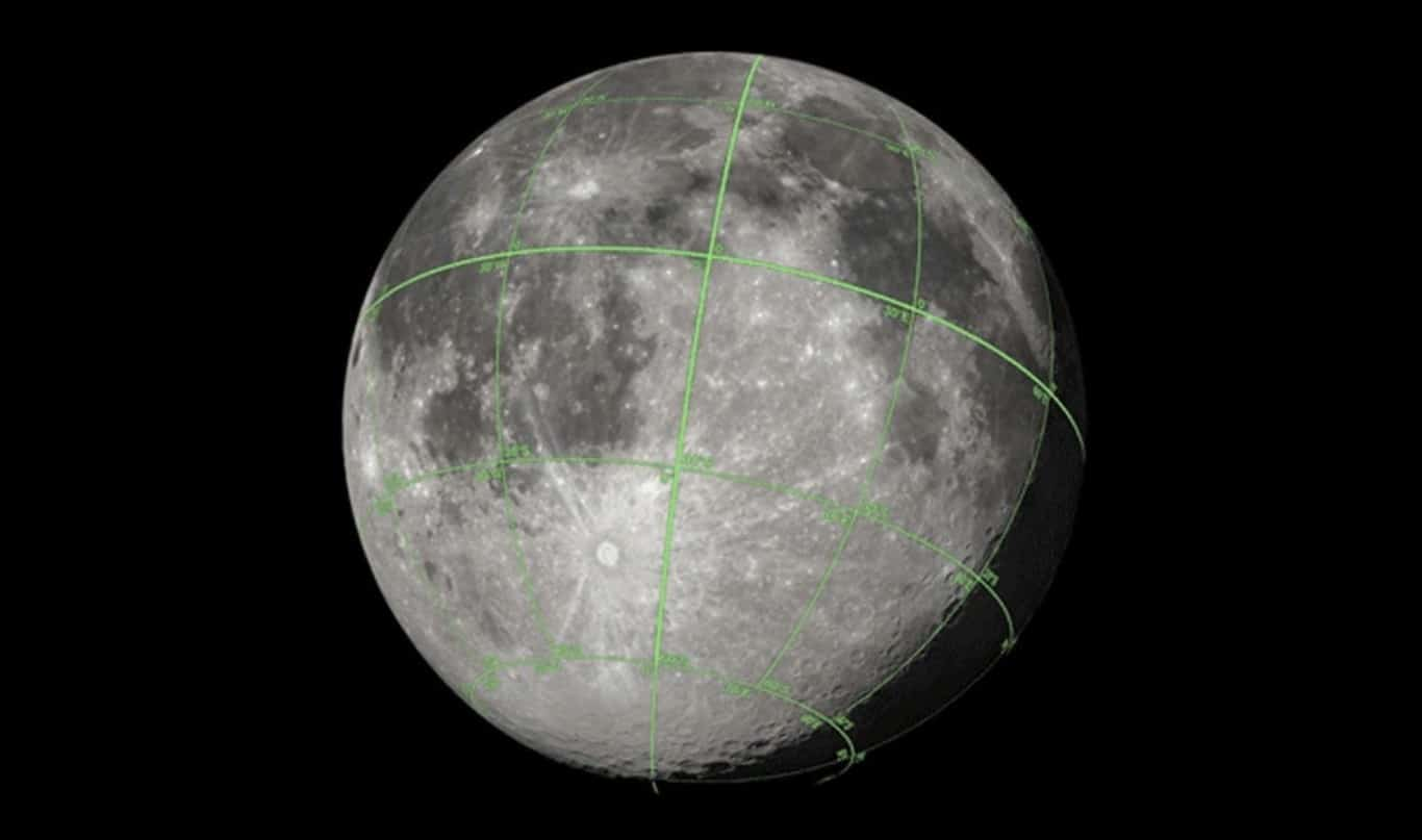 La NASA publica el primer y más completo mapa 3D de la Luna