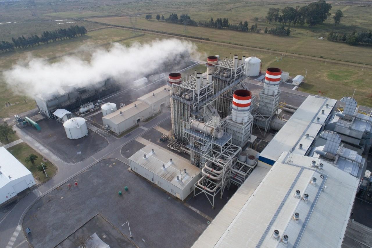Pampa Energía: inversiones de US$ 350 millones en la Central Termoeléctrica GenelbaP