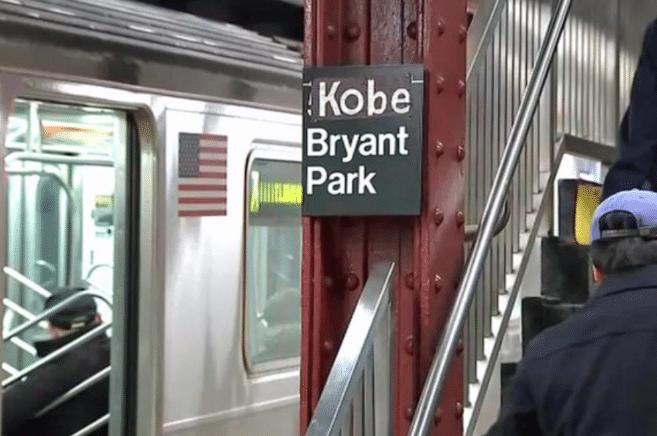 Estacion Kobe Bryant