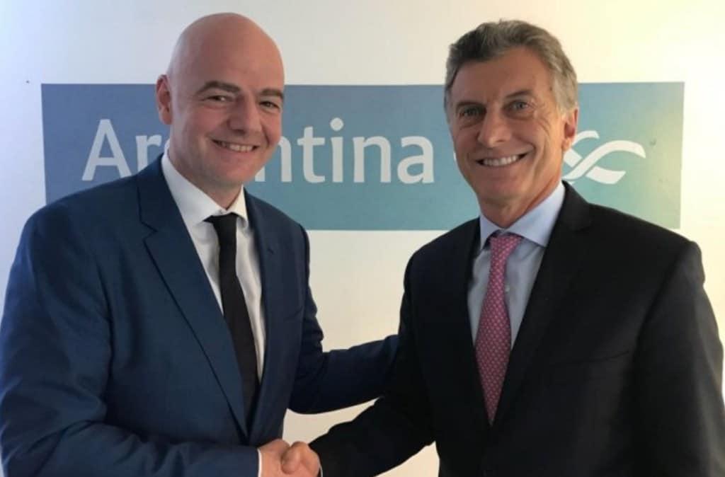 La grieta volvió a las redes con la designación de Macri en la FIFA