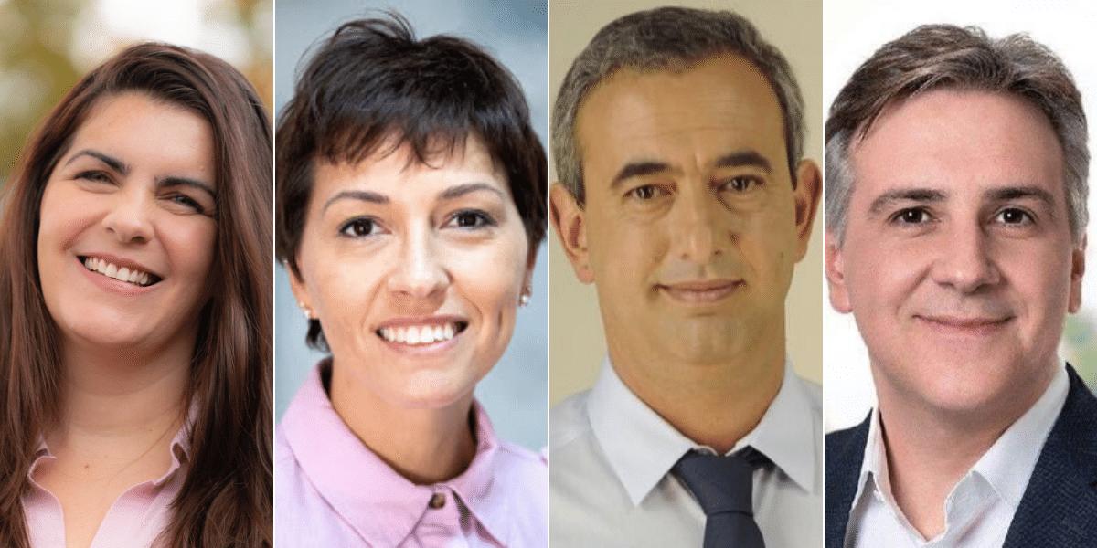 Los nuevos intendentes (e intendentas) cautivan a las redes sociales políticas