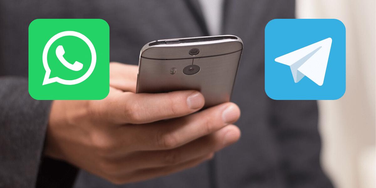 Las razones del CEO de Telegram para dejar de usar WhatsApp