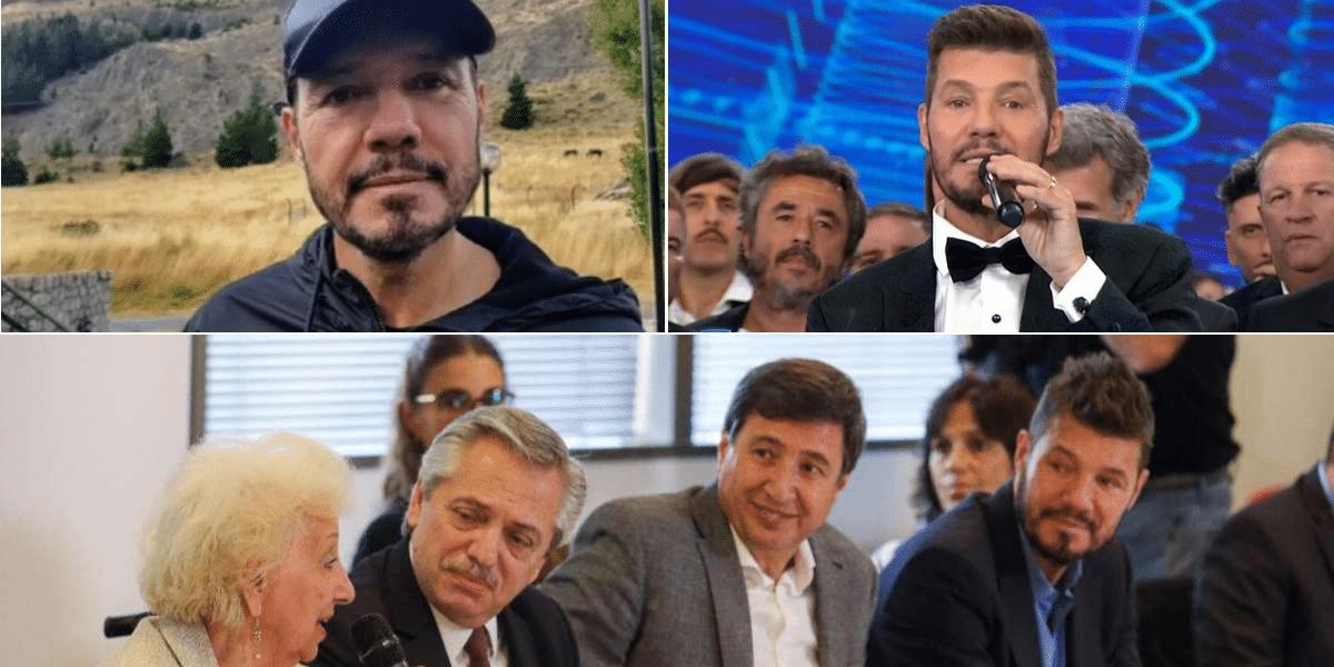 Marcelo Tinelli en las redes: Un loop eterno entre la idolatría y el odio