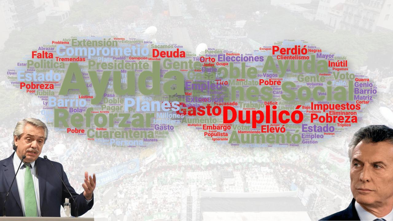 Planes sociales en la Argentina: Odiados en las redes, buscados en la Web