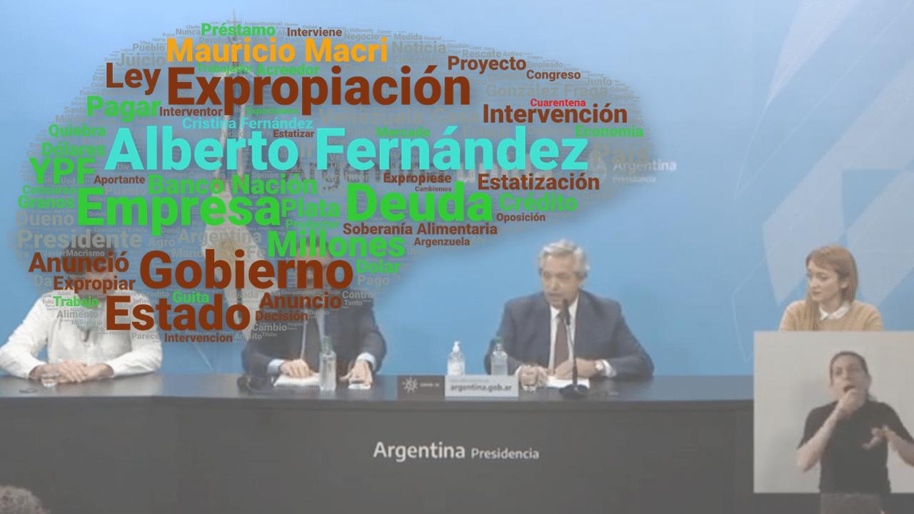 Los críticos de la expropiación de Vicentin sacan ventaja en las redes