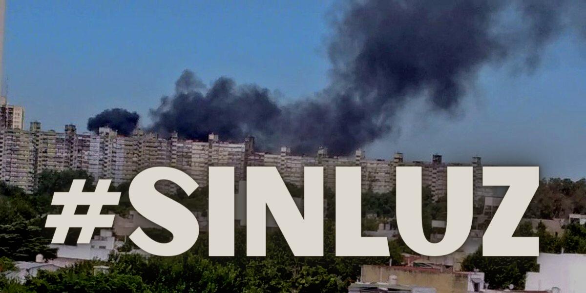 #SinLuz: Las redes estallaron por el apagón alcanzó a media Buenos Aires