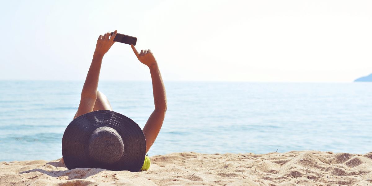 Trastornados por las selfies