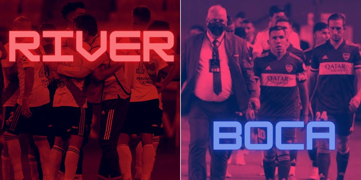 Copa Libertadores: En la final digital, River le ganó a Boca