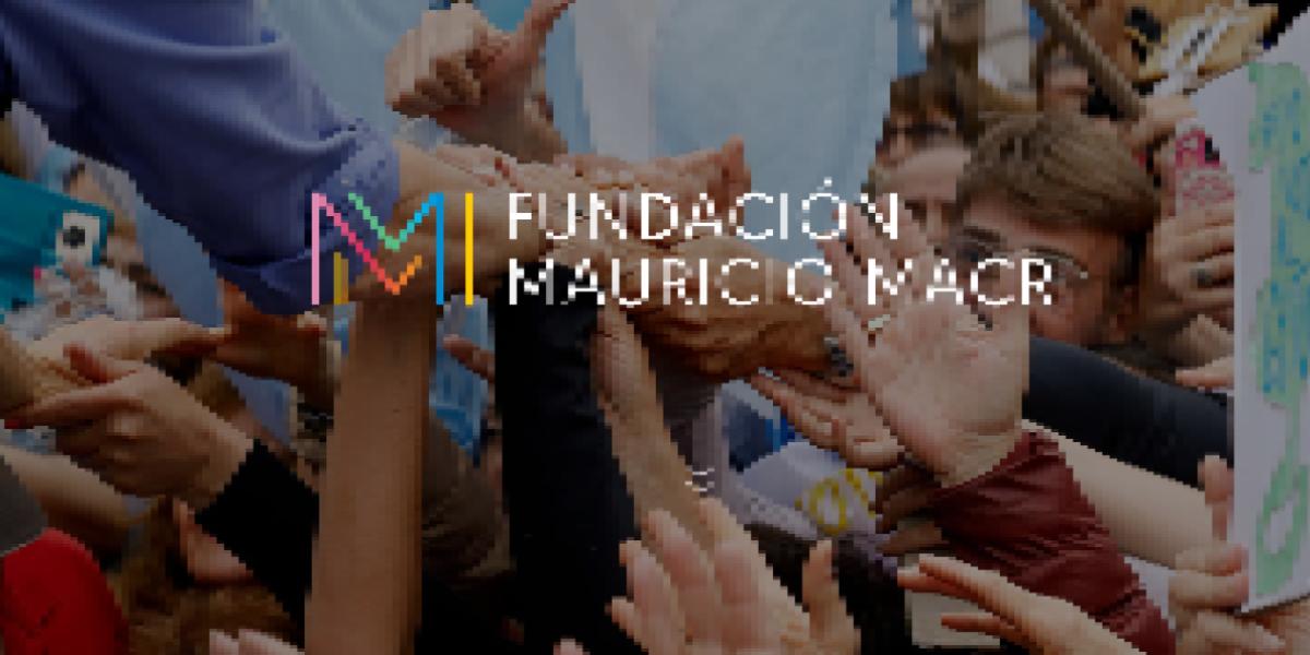Tibio recibimiento de las redes al lanzamiento de la fundación de Macri