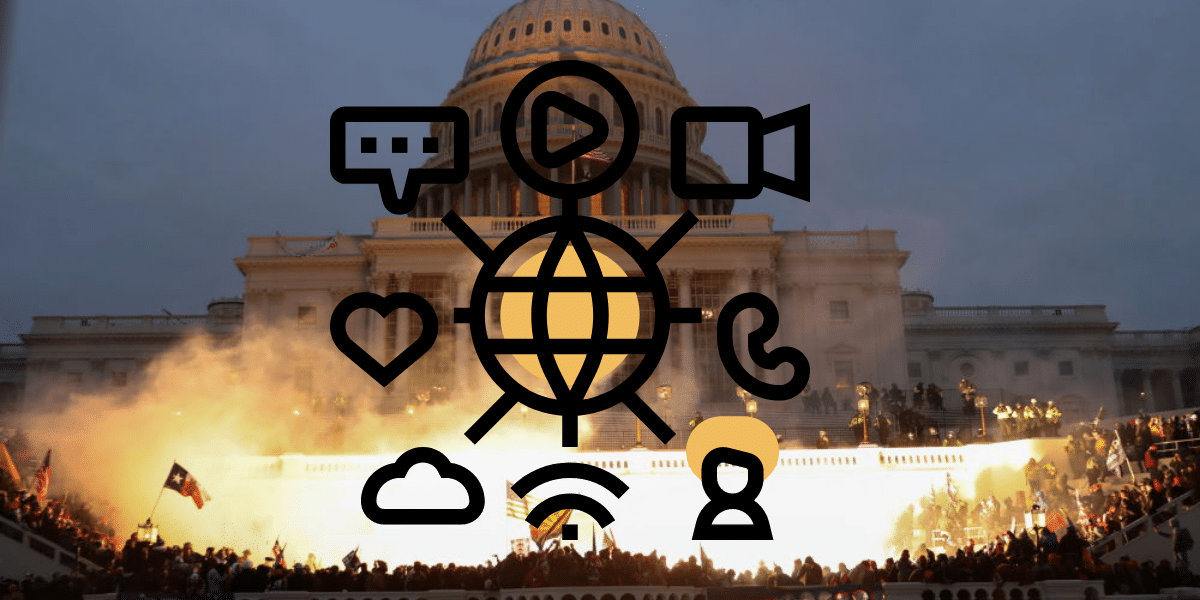 La política (y la violencia) por otros medios (las redes)