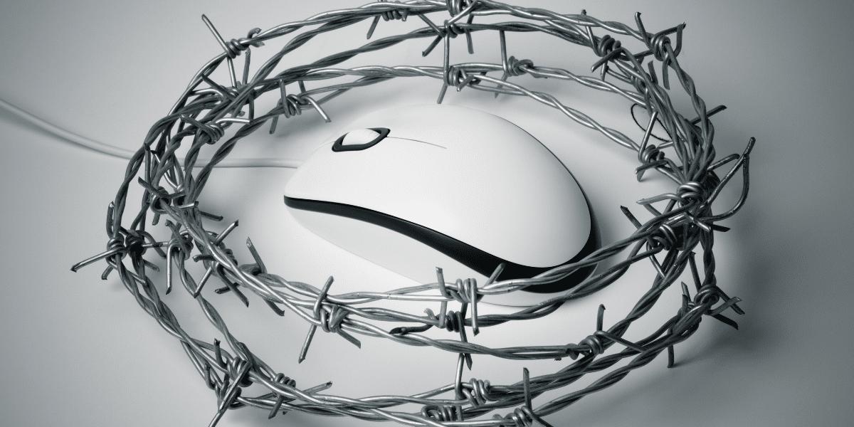 Un corte a Internet, un corte a la democracia