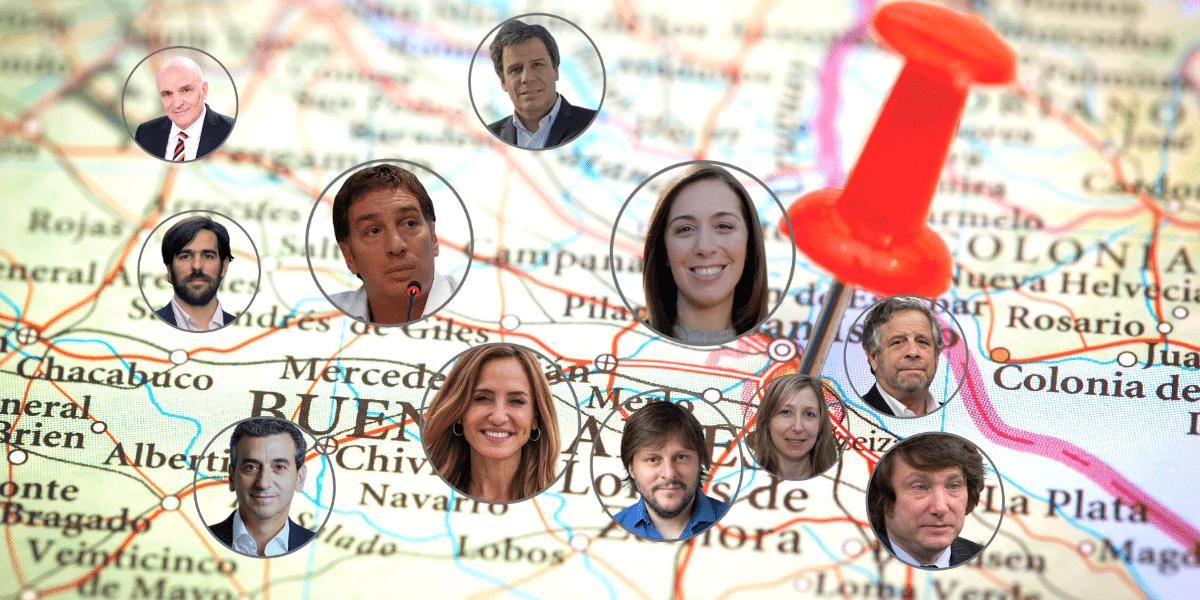 Elecciones 2021: El macrismo domina la charla de las redes en CABA y la Provincia