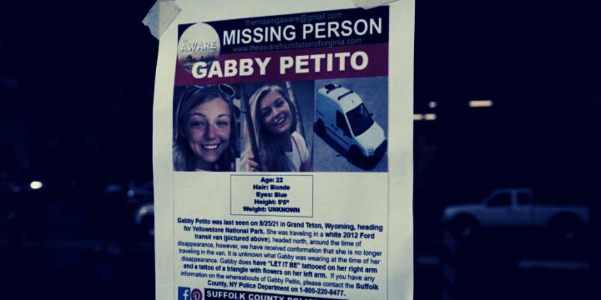 Gabby Petito y el fenómeno de los «investigadores digitales» en las redes sociales