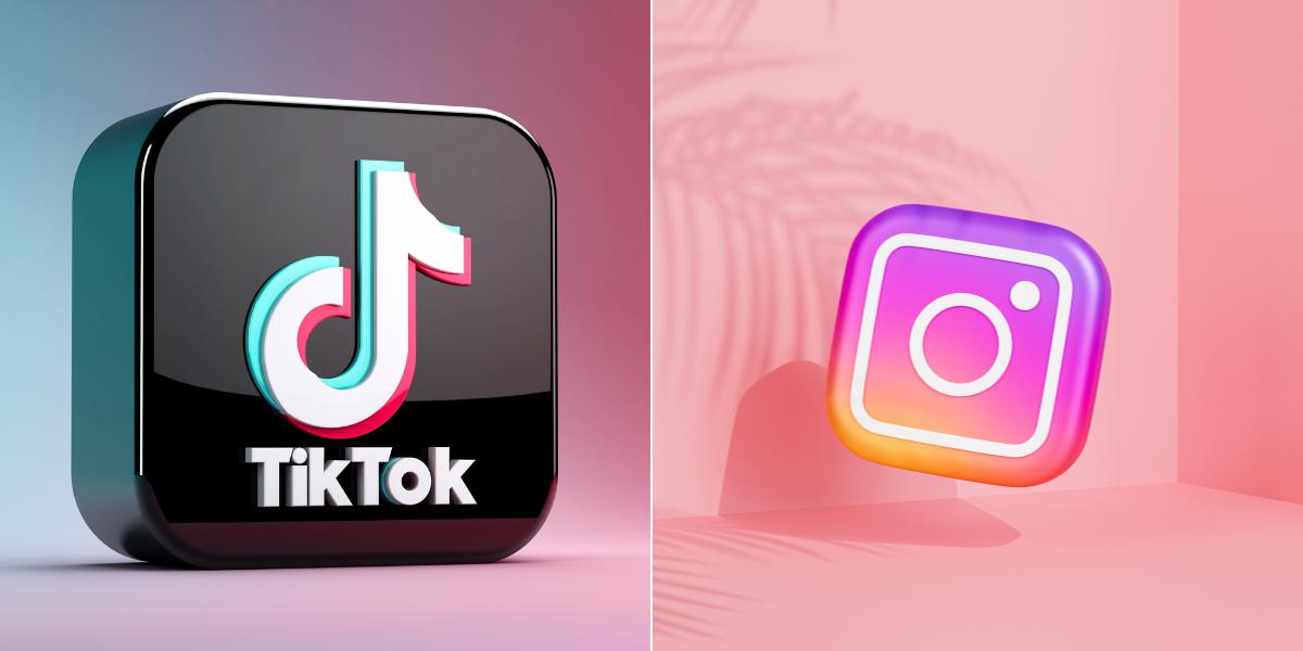 TikTok, a la caza de Instagram