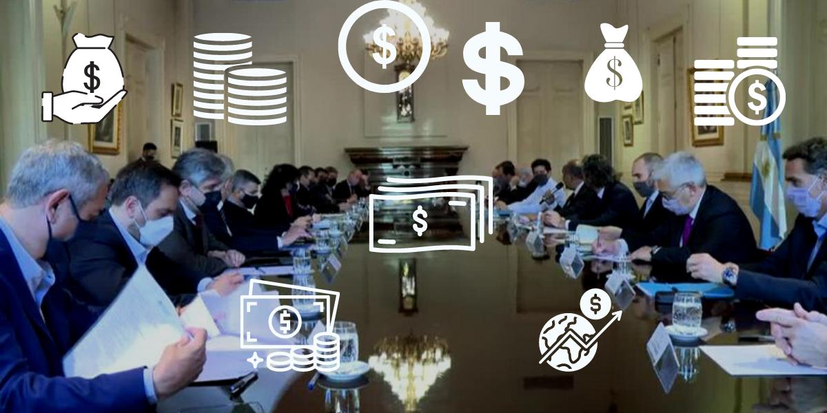 """La charla económica vuelve a marcarle la """"cancha digital"""" al gobierno"""