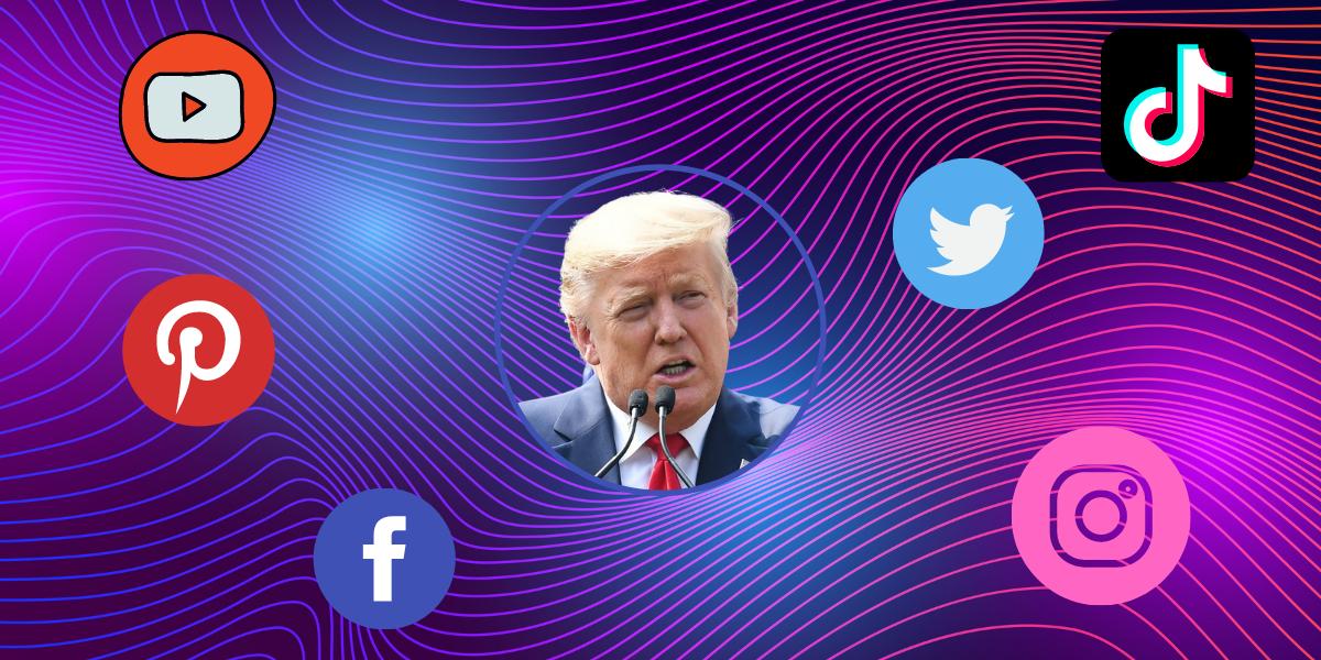 Donald Trump lanza su propia red social: Truth Social