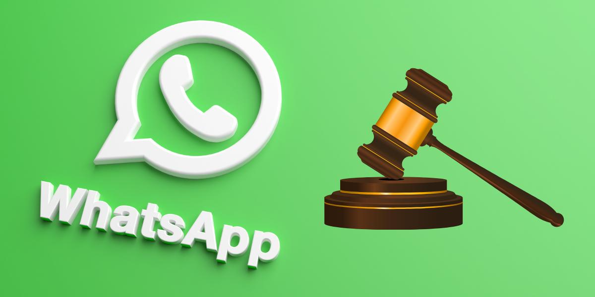 ¿WhatsApp como prueba de un delito?